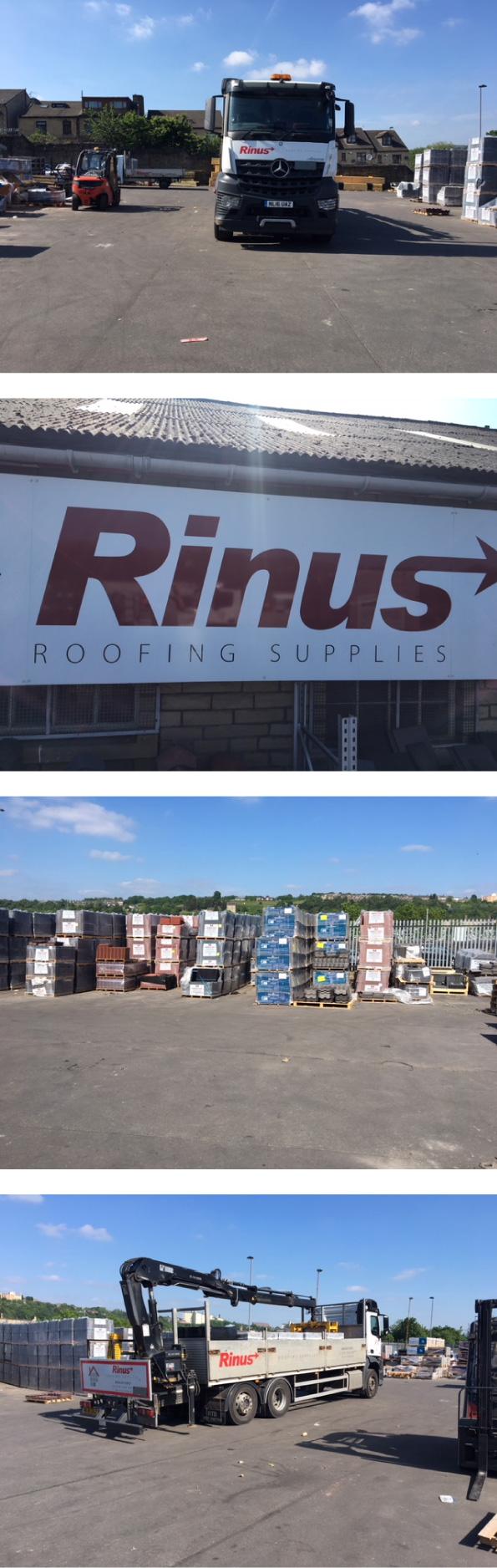 Bradford Roofing Supplier
